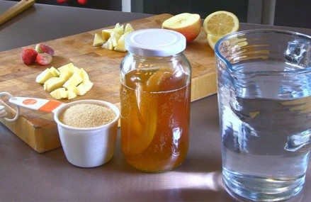 Simple Step By Step Guide To Make A Power Detox Kombucha