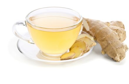 Five Benefits From Ginger Tea