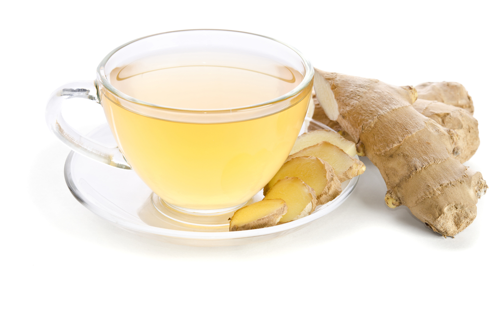 Five Benefits From Ginger Tea - Holistic Living Tips