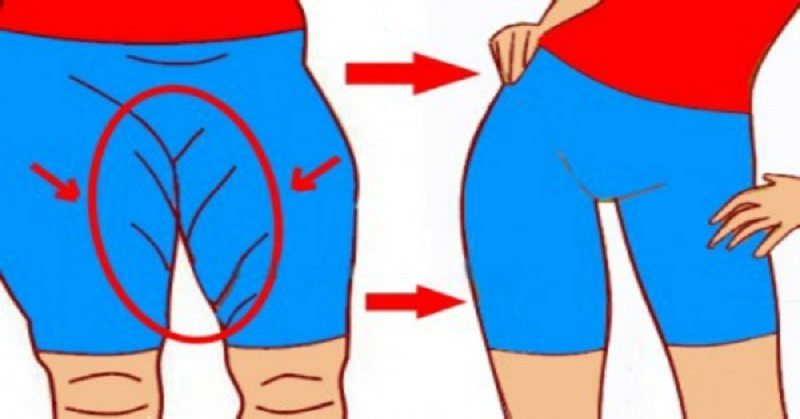 how to lose thigh weight home exercise