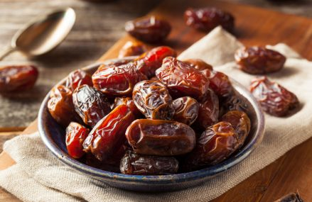 Eight Reasons to Eat Dates