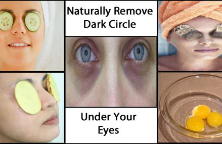 Get Rid Of The Black Circles Under Your Eyes And Look Like A Supermodel