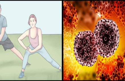 Fighting Cancer With Physical Activity…….WATCH WHAT HAPPENS WHEN YOU DO IT!!