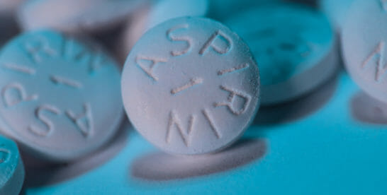 What can you use aspirin for?