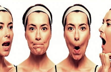 How to Get Rid of Facial Fat, Double Chins and Chubby Cheeks!