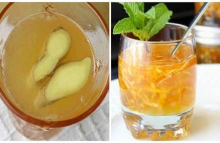 Ginger Juice ? The Amazing Drink That Melts Fat Off Your Waist And Boosts Your Immunity
