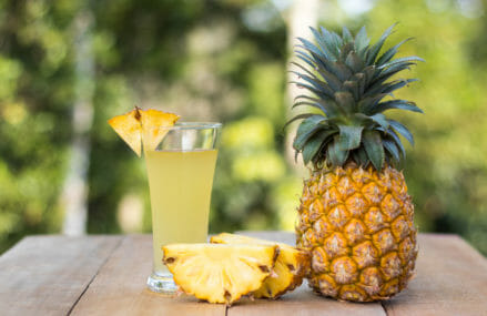 Pineapple The natural born detoxifier