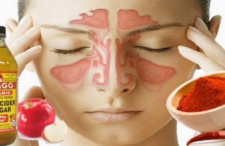 Kill Sinus Infection Within Minutes, With This One of Two Ingredients!