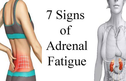 7 Signs You May Suffer Adrenal Fatigue