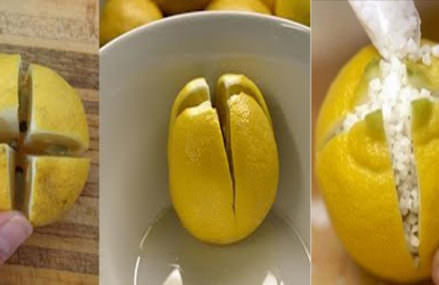 Cut Lemons And Keep Them In Your Bedroom? Here Is Why!