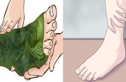 Place cabbage on your chest, legs, or neck for one hour and this happens to your body