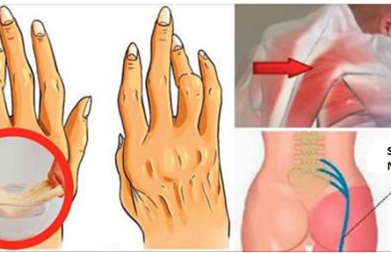 This Little Known Simple Trick Will Help You Fight Arthritis, Sciatica and Backache Better Than Pills