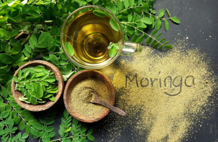 This Is What Happens To Your Body When You Drink Moringa Everyday