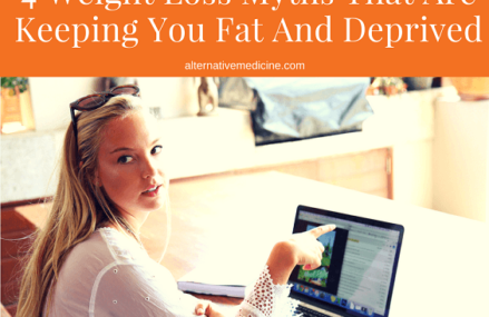 4 Weight loss Lies That Are Keeping You Fat And Deprived