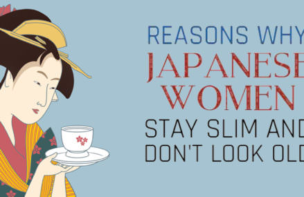 10 Reasons Japanese Women Stay Slim and Don?t Look Old