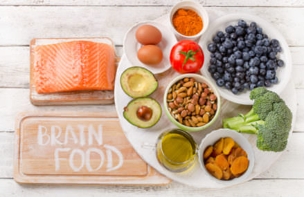 Your Brain is What You Eat