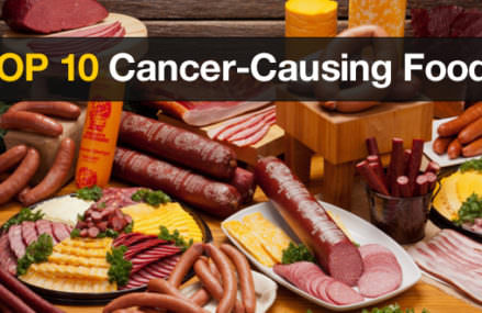 Which 10 Foods to Avoid to Help Prevent Cancer