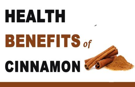 Cinnamon eat it every single day