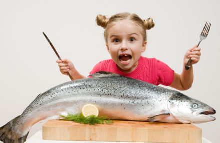 Eat Fish to Cure Joint Pain