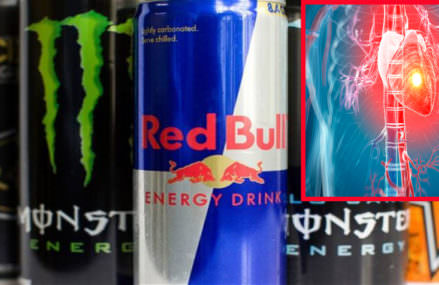 This is What Happens to Your Heart When You Drink A Lot of Energy Drinks