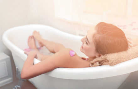 THE SECRET OF YOUR BEST BATH EVER?