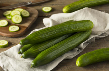 Health Benefits for Eating Cucumbers