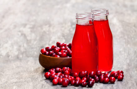 5 Reasons to Drink More Cranberry Juice