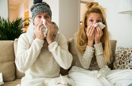 5 Foods To Help Beat The Cold And Flu