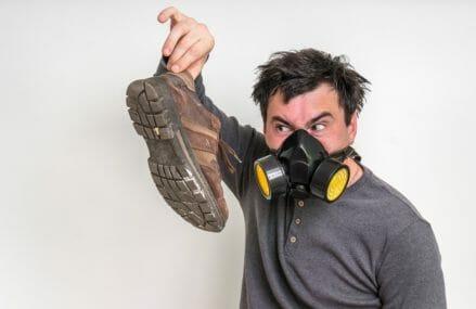 5 Natural Hacks To Kill Shoe Odor Overnight