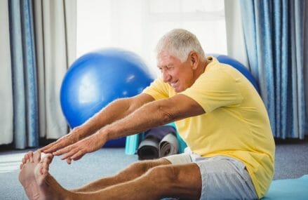 Keeping Joints Limber in Cold Weather