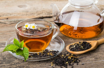A Popular Tea Treats Diabetes