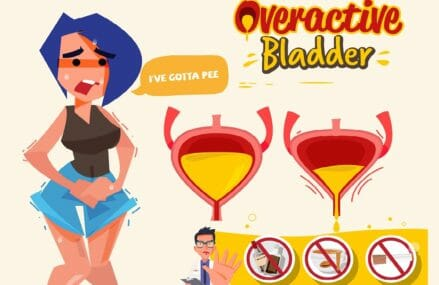 Natural Treatments for an Overactive Bladder
