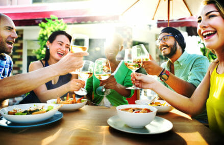 Dining Tips When Eating Out