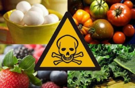 The Most Pesticide Laden Foods